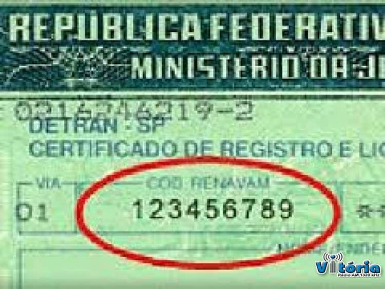 Documento Renavam