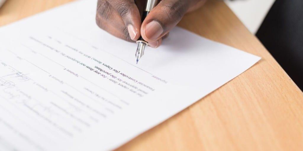 Requerimento de Documentos de Cadastro Renavam